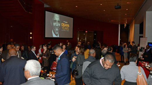"""The Obama Years"" Premiere Screening – Reginald F. Lewis Museum"