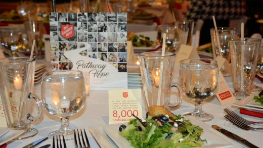 Compassion in Action Gala – Salvation Army Central Maryland