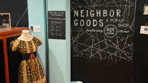 Launch Party – Neighbor Goods: A Pop-Up Shop