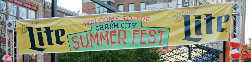 5th Annual Charm City Summer Fest – Power Plant Live!
