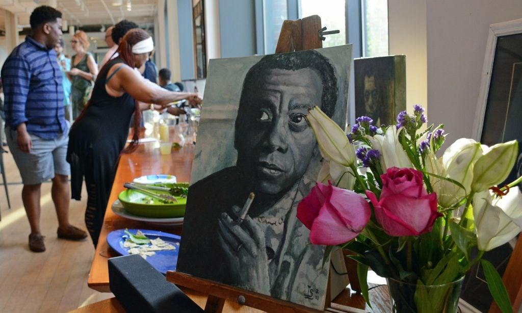 James Baldwin Birthday Party – James Baldwin Literary Society