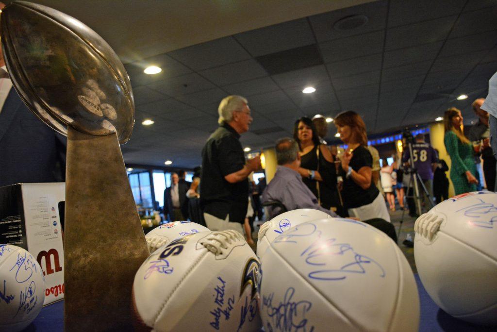 Ravens Super Bowl XXXV Team Reunion & Benefit
