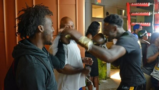 7th Annual Boxing for Books – UMAR Boxing