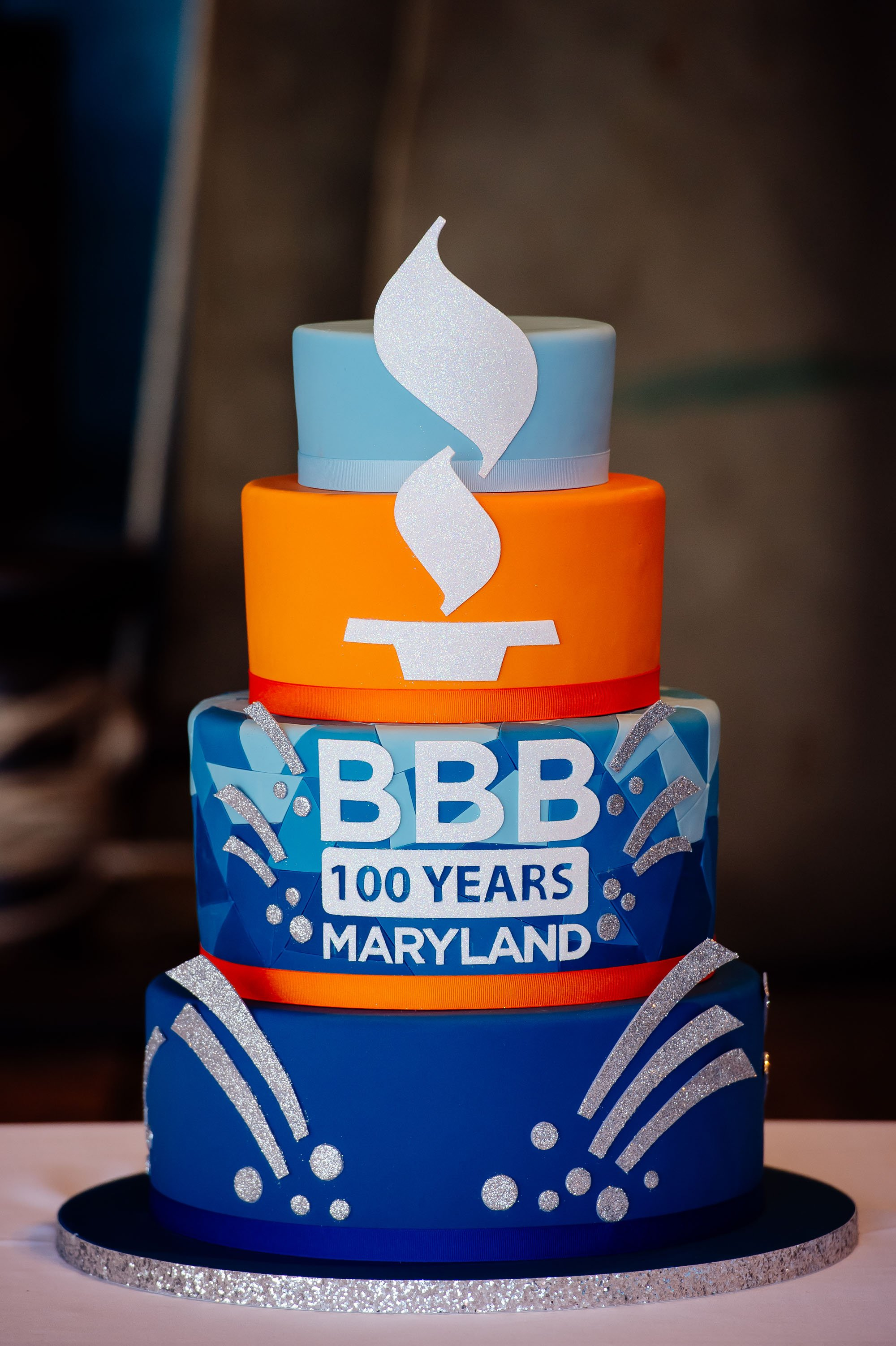 Bbbs 100th Birthday Cake Created By Charm City Cakes Baltimore Snap