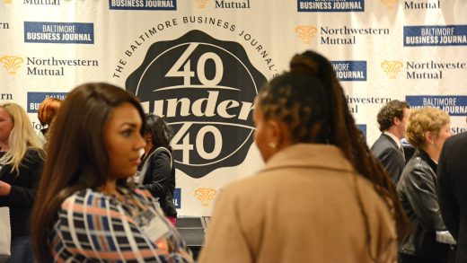 40 Under 40 – Baltimore Business Journal