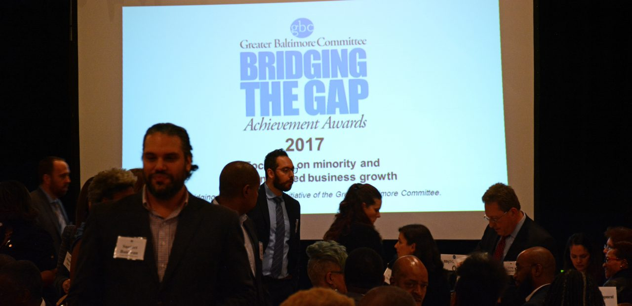 14th Annual Bridging the Gap Achievement Awards - GBC - Baltimore Snap