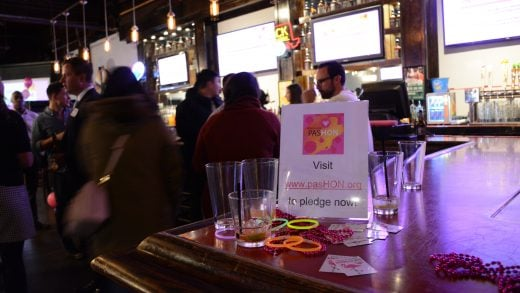 Giving Tuesday Young Professionals Happy Hour – #WhatisyourpasHON