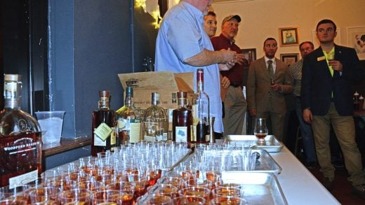 Baltimore Bourbon Club Tasting – Strong City Baltimore