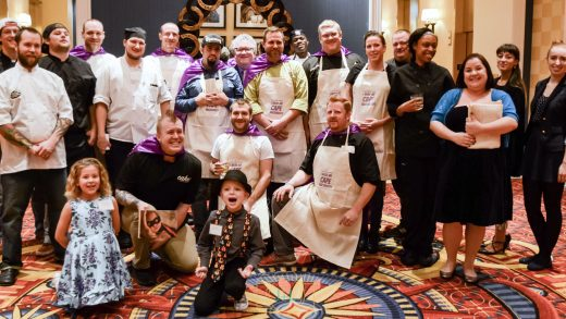 Signature Chefs Auction – March of Dimes