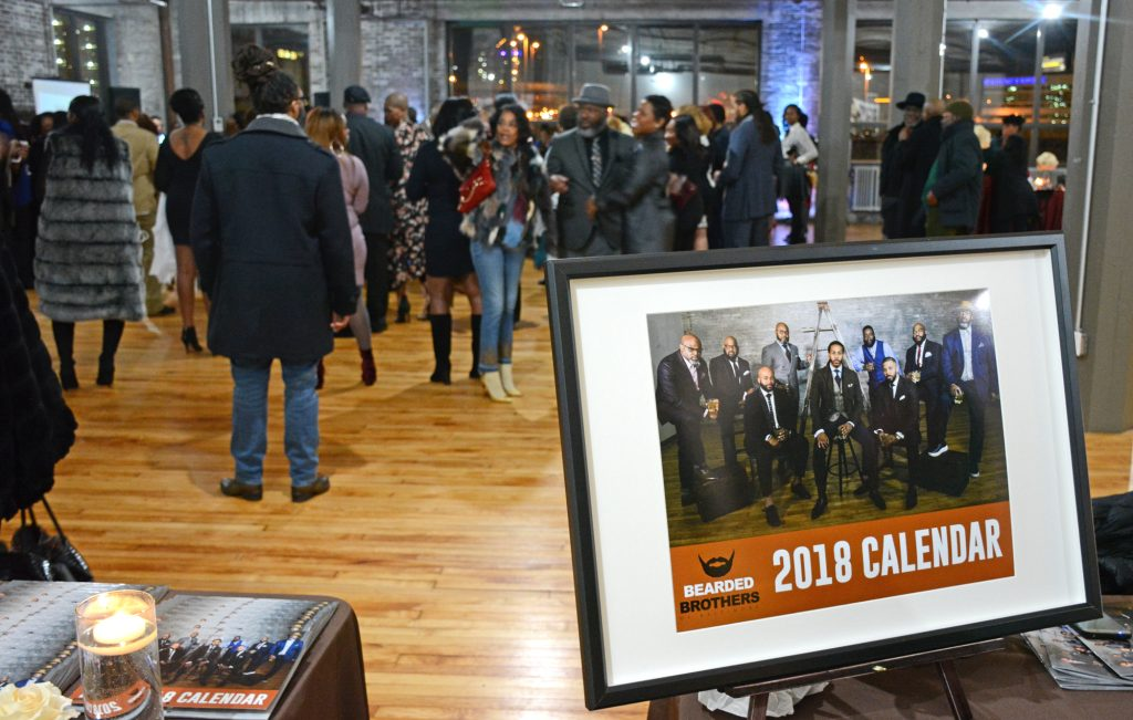 Bearded Brothers of Baltimore 2018 Calendar Release Party – Lyfesavers