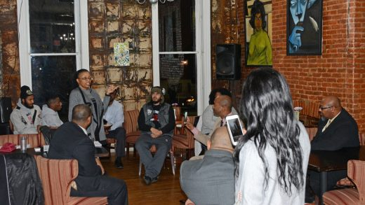 Black Wall Street Networking Meeting – Bmorenews.com
