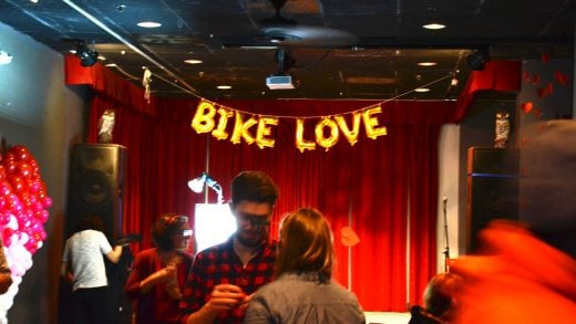 BIKE LOVE: A Bikemore Valentine's Day Bash! – Bikemore