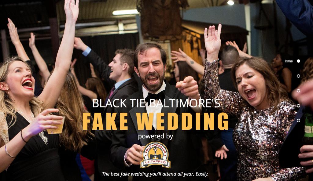 What to Wear: Fake Wedding