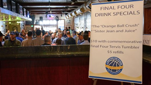 Brother for Others Final Four Fundraiser