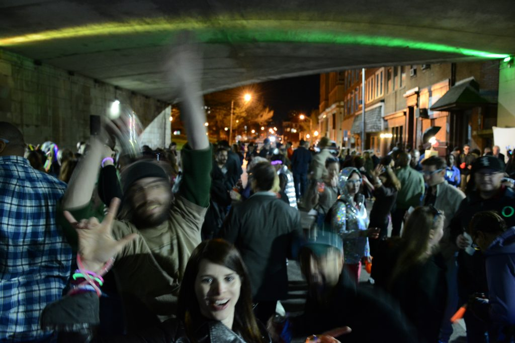What to Wear: Lit City Baltimore