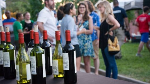 14th Annual Patterson Park Wine at Sunset