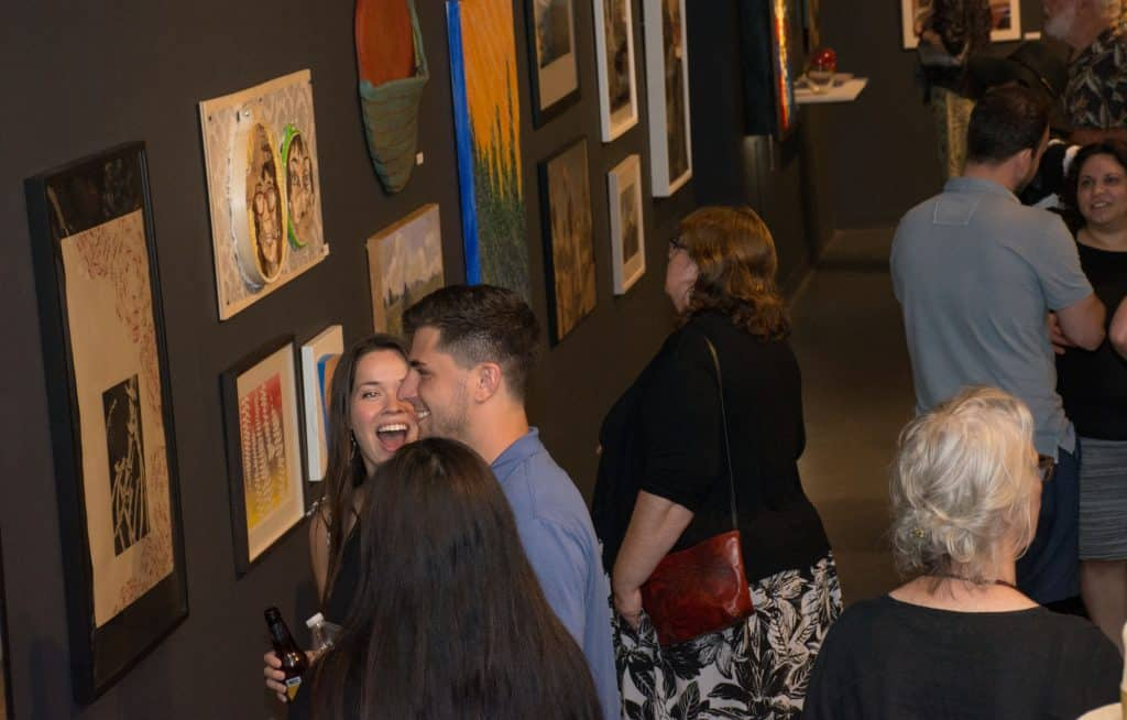 """""""The Big Show"""" Opening Reception"""