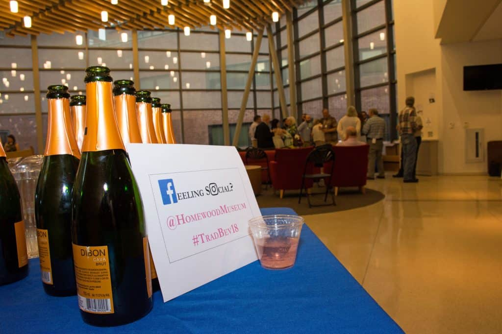 Bubbles: 22nd Annual Evening of Traditional Beverages