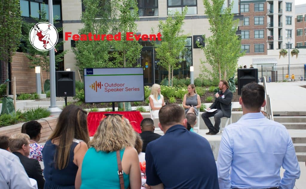 Outdoor Speakers Series: Education Technology & The Future of Learning