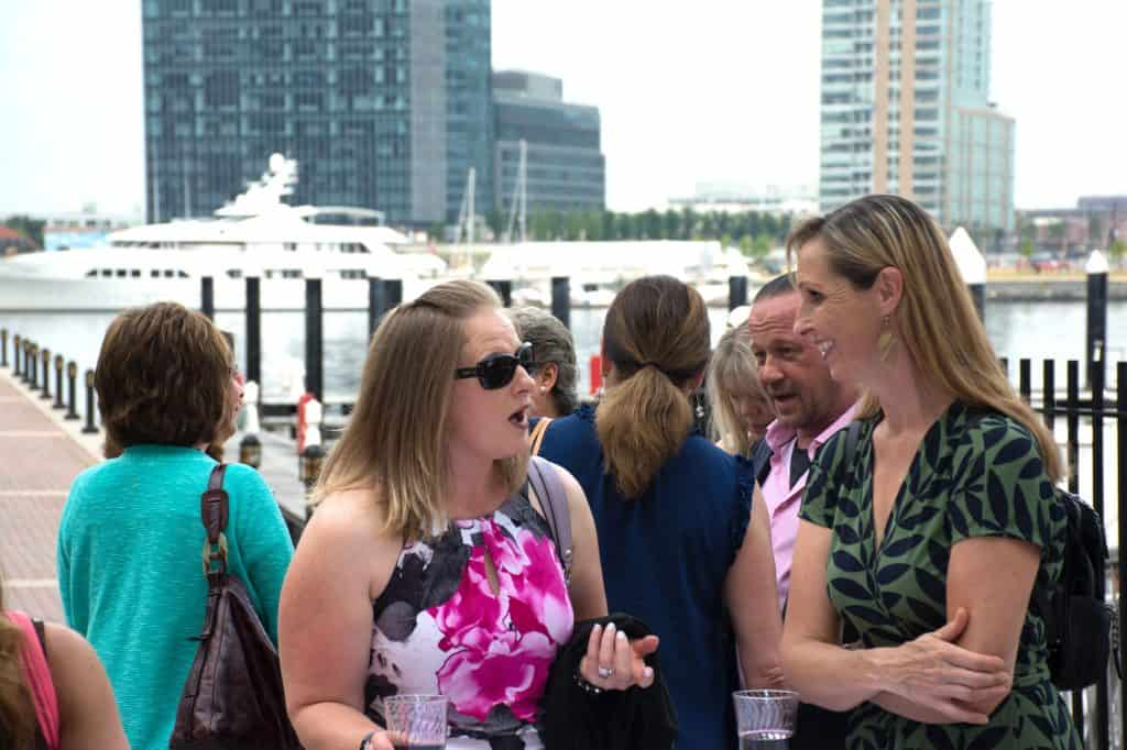 Waterfront Sip & Tour