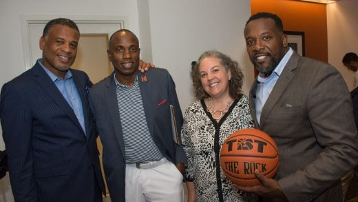 TBT The Basketball Tournament Influencer Reception