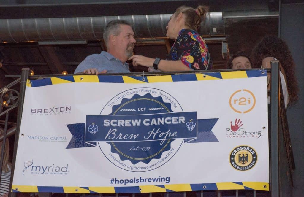 Screw Cancer Brew Hope
