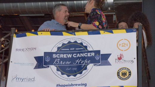 Screw Cancer Brew Hope