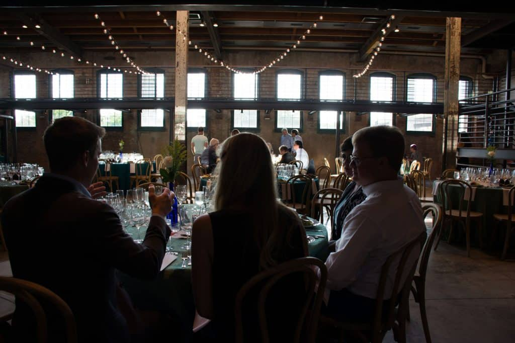 Young Audiences of Maryland Wine Dinner