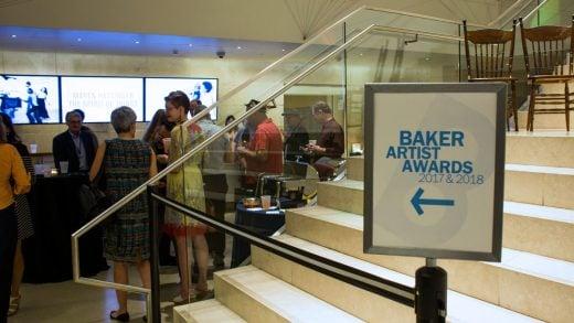 Baker Artist Awards Celebration