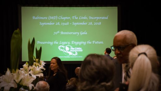 70th Anniversary Gala – The Links, Inc. Baltimore Chapter