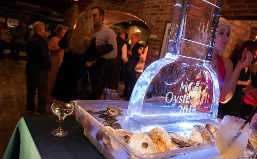 12th Annual Moët Oyster Ball