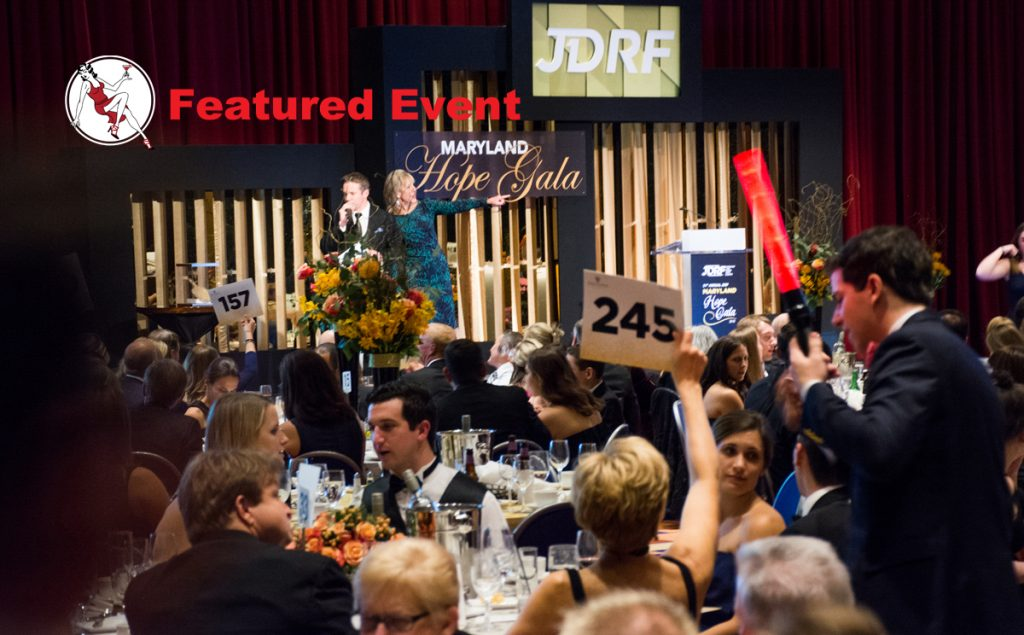 31st Annual JDRF Maryland Hope Gala