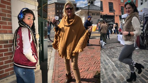 Street Style: Wrapping It Up