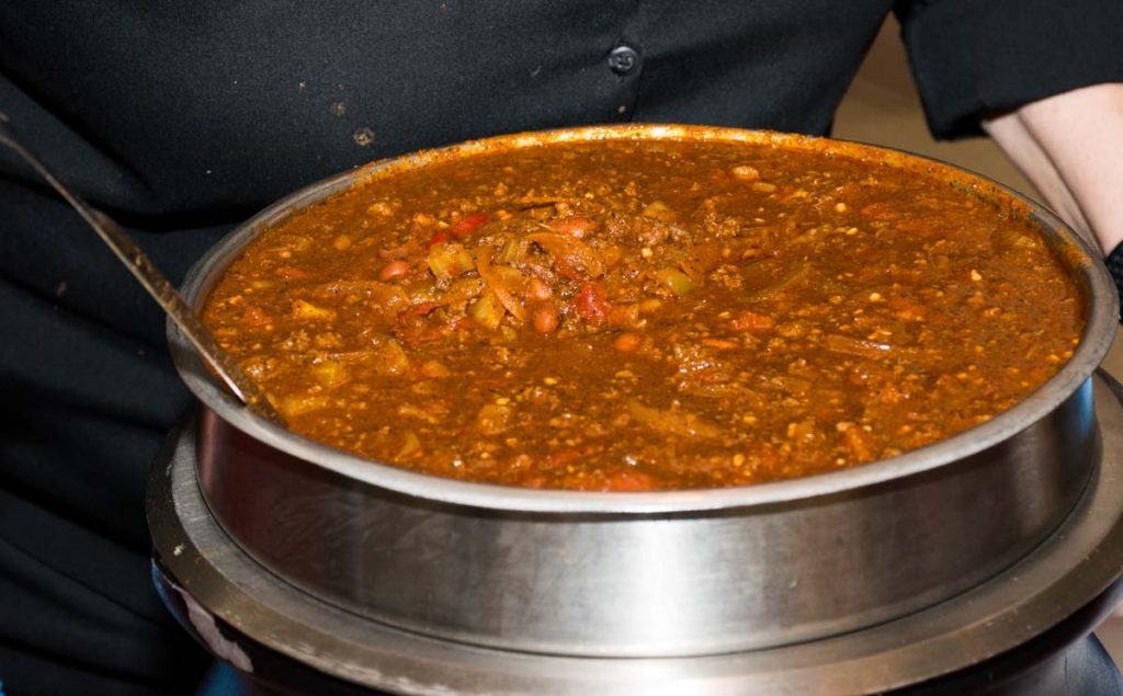 2019 Kick-Off Party Chili Showcase & Coat Drive