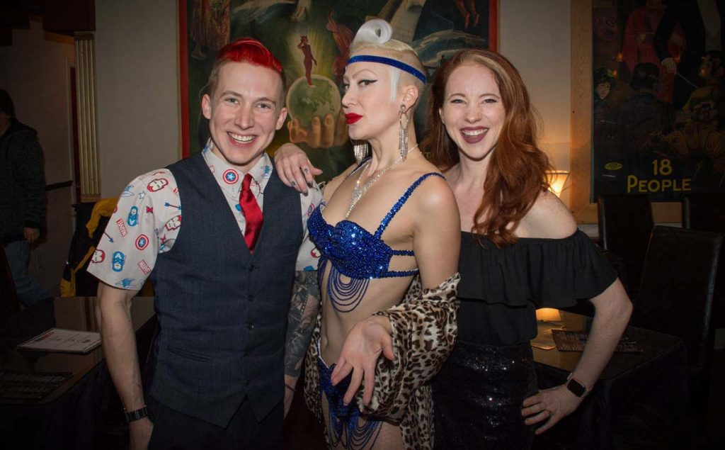 World of Wonders Sideshow Party