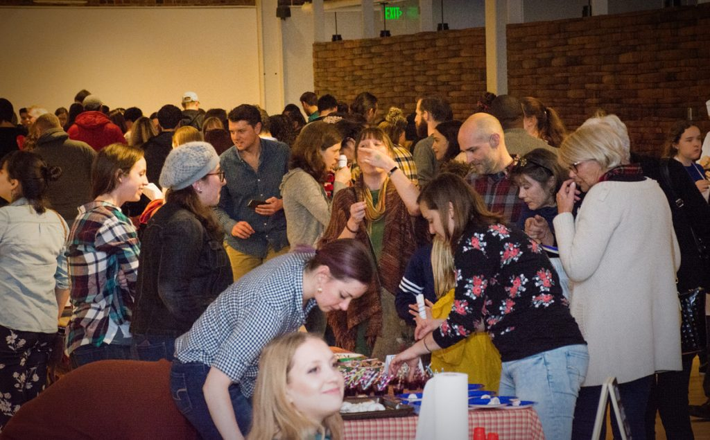 14th Annual Small Foods Party