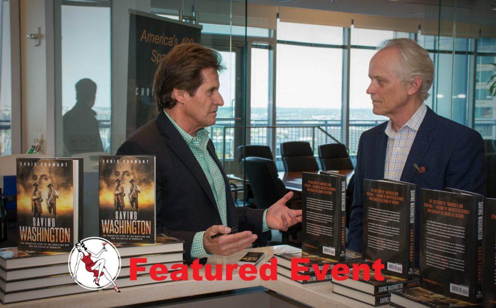 """""""Saving Washington"""" Book Signing"""