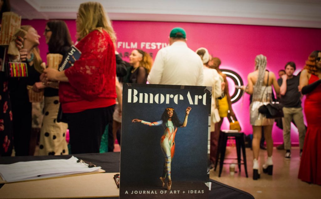 BMoreArt Magazine Launch Party