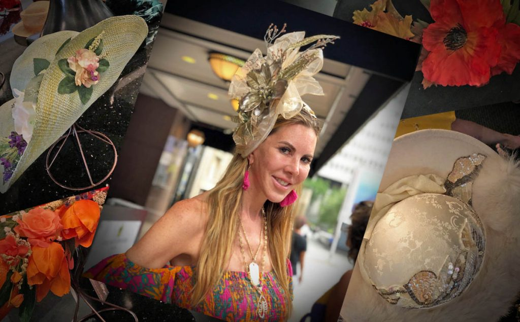 Avant Garb: Mad for Millinery