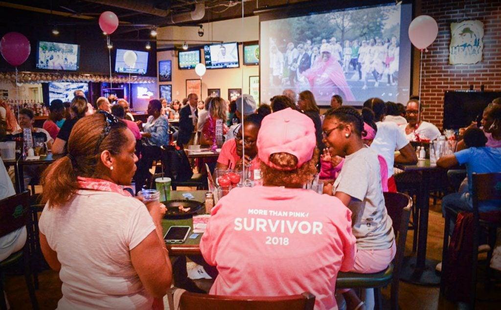 More Than Pink Kickoff Party