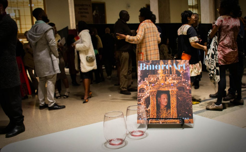 BMoreArt Issue 08 Release Party