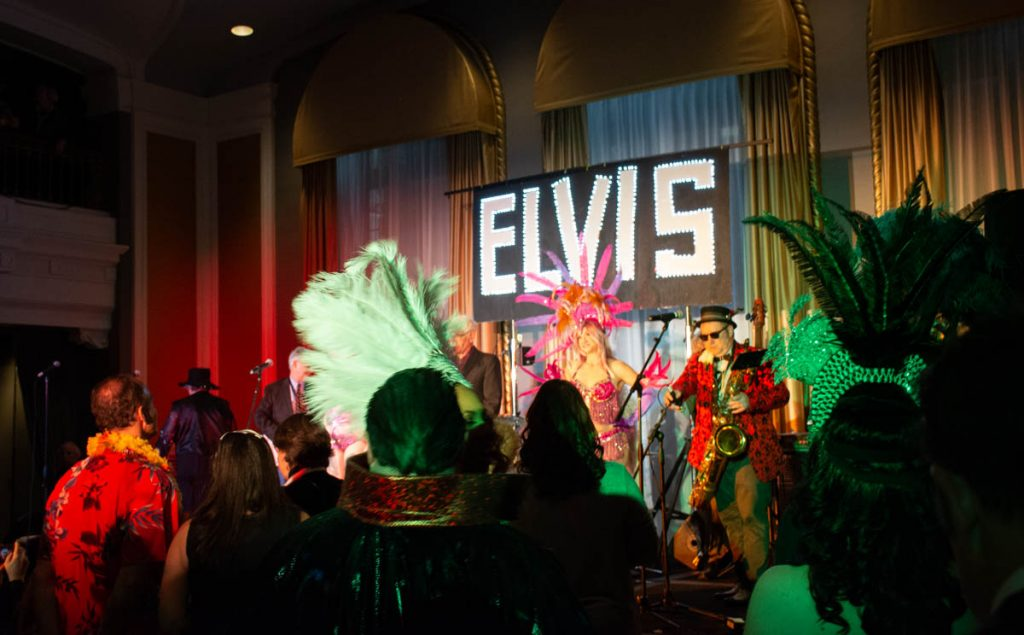 26th Night of 100 Elvises