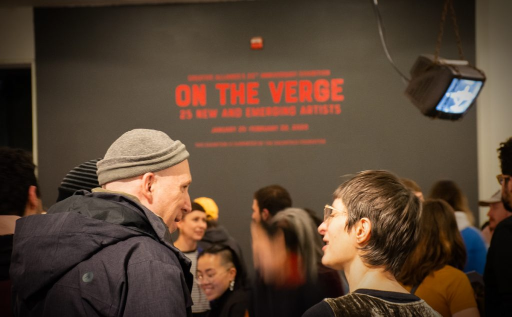 On the Verge – Opening Reception