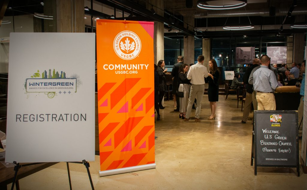 USGBC Wintergreen Awards & Celebration