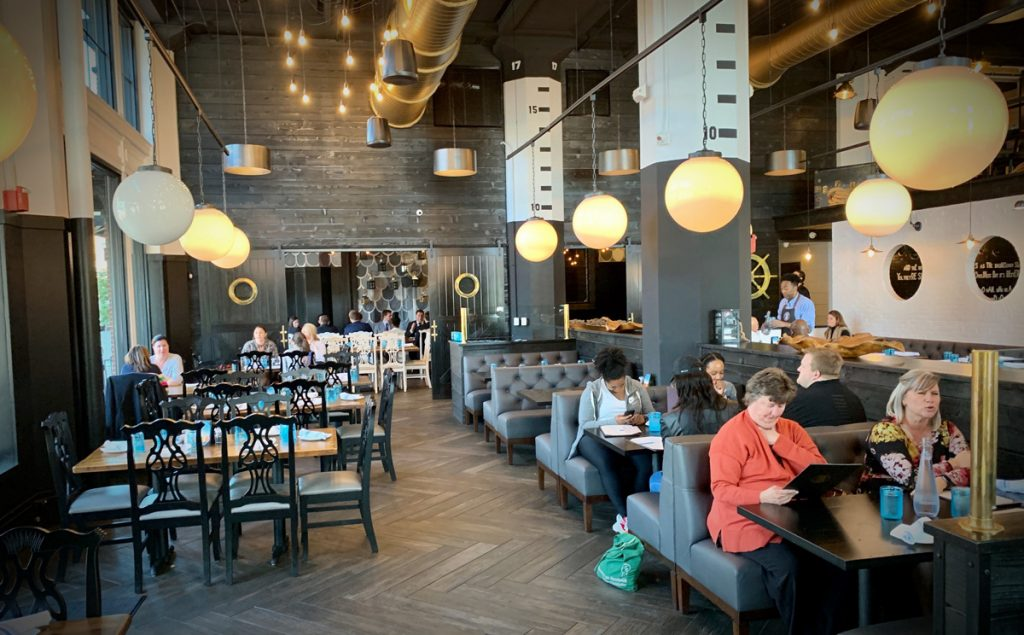 Hot Spots: Baltimore Outpost