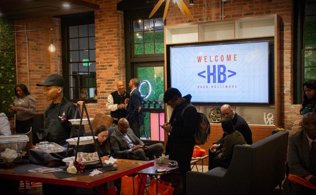 Hack Baltimore Launch Celebration