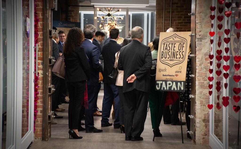 Taste of Business: Japan