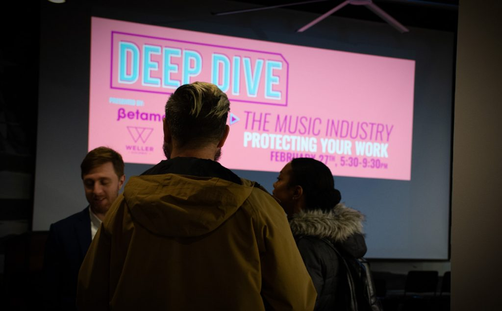 Deep Dive: The Music Industry – Protecting Your Work