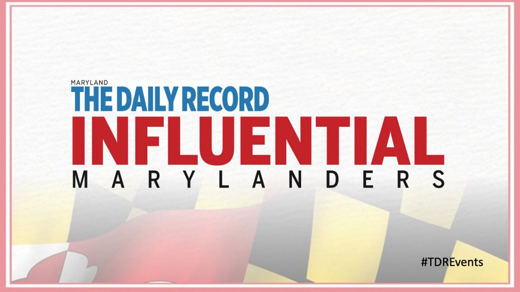 Influential Marylanders