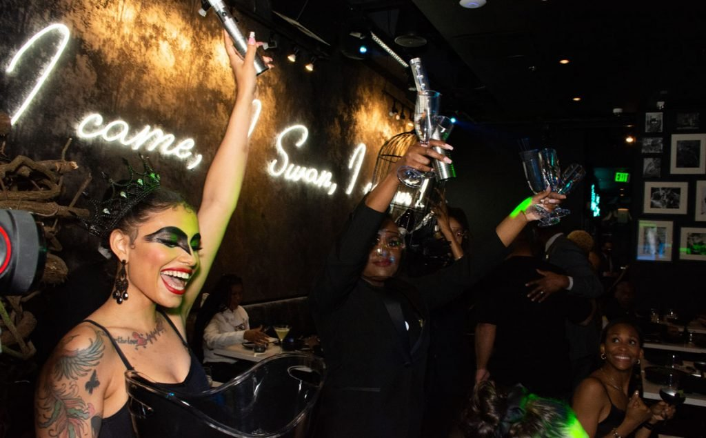 BLK Swan VIP Opening Party